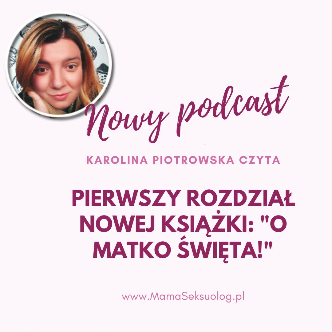 polski podcast o książkach